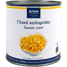 Κονσέρβα ARION FOOD καλαμπόκι σε κόκκους (1,87kg)