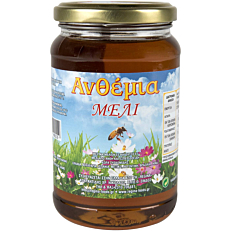 Μέλι ΑΝΘΕΜΙΑ ανθέων εισαγωγής (450g)