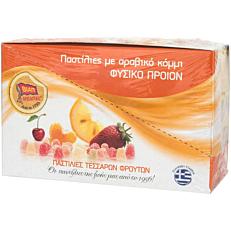 Παστίλιες ΒΙΑΠ φρούτου (10x30g)