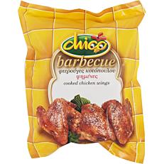 Κοτόπουλο FOODMASTER φτερούγες BBQ κατεψυγμένες (600g)