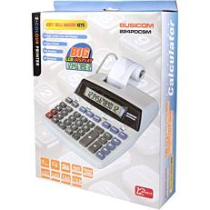 Αριθμομηχανή BUSICOM με εκτύπωση