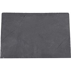 Πλάκες σχιστόλιθου μαύρη Φ35cm