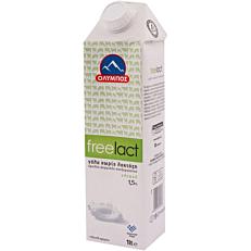 Ρόφημα γάλακτος ΟΛΥΜΠΟΣ χωρίς λακτόζη ελαφρύ 1,5% λιπαρά (1lt)