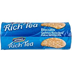 Μπισκότα MCVITIE'S rich tea (200g)