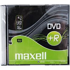 DVD+R DATA MAXELL 4,7GB SLIM