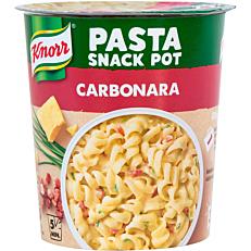 Ημιέτοιμο γεύμα KNORR pasta snack καρμπονάρα (62g)