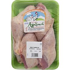 Κοτόπουλο ΑΓΡΟΖΩΗ μπούτι με οστό νωπό συσκευασμένο (~2kg)