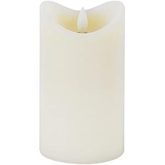 Κερί LED κινούμενη φλόγα ιβουάρ 0,09W 9,2x18,8cm