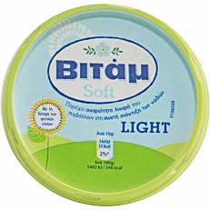 Μαργαρίνη ΒΙΤΑΜ soft light 39% (250g)