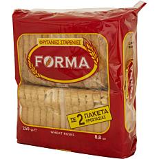 Φρυγανιές FORMA σίτου (250g)