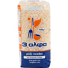 Ρύζι 3 ΑΛΦΑ νυχάκι (500g)