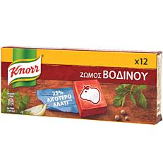 Ζωμός KNORR βοδινού με 25% λιγότερο αλάτι (6lt)