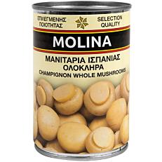 Κονσέρβα MOLINA μανιτάρια ολόκληρα (400g)