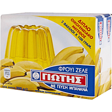 Φρουί ζελέ ΓΙΩΤΗΣ με γεύση μπανάνα (200g)