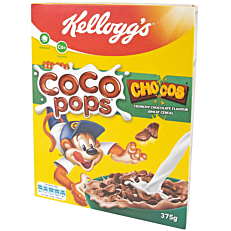 Δημητριακά KELLOGG'S Coco Pops chocolates (375g)