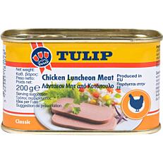 Κονσέρβα TULIP κοτόπουλο luncheon meat (200g)