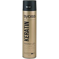 Λακ μαλλιών SYOSS keratin (400ml)