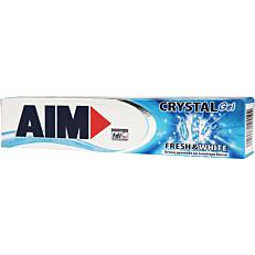 Οδοντόκρεμα AIM crystal gel (75ml)