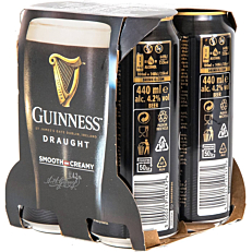 Μπύρα GUINNESS (4x440ml)