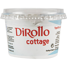 Τυρί DIROLLO cottage (225g)