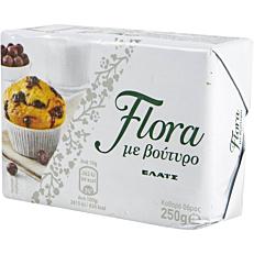 Μαργαρίνη FLORA με βούτυρο 25% (250g)