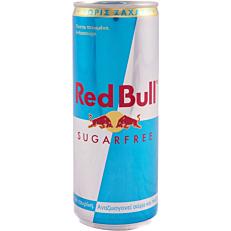Ενεργειακό ποτό RED BULL χωρίς ζάχαρη (24x250ml)