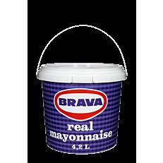 Μαγιονέζα BRAVA (4,2lt)