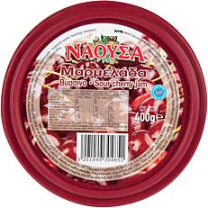 Μαρμελάδα ΝΑΟΥΣΑ βύσσινο (400g)