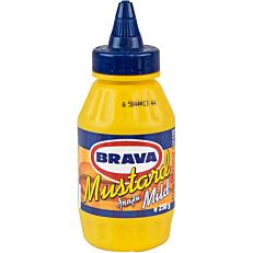 Μουστάρδα BRAVA απαλή (250g)