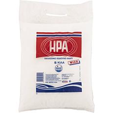 Αλάτι ψιλό ΗΡΑ (5kg)