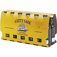 Ουίσκι CUTTY SARK (12x50ml)
