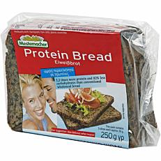 Ψωμί MESTEMACHER σικάλεως με πρωτεΐνες (250g)