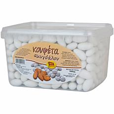 Κουφέτα ΒΙΑΠ Νο100 αμυγδάλου (1,9kg)