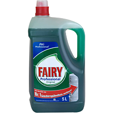 Απορρυπαντικό πιάτων FAIRY regular, υγρό (5lt)