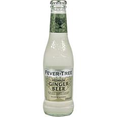 Αναψυκτικό FEVER TREE ginger beer (200ml)