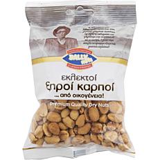 Φυστίκια BALLY NUTS αράπικο ψημένο, αλατισμένο (180g)