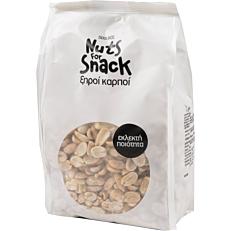 Φυστίκια SDOUKOS Nuts For Snack πίνατς, ψημένα, αλατισμένα (500g)