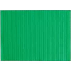 Σουπλά Plain πράσινα 30x40cm (250τεμ.)