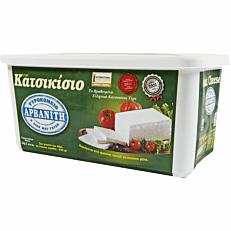 Λευκό τυρί ΑΡΒΑΝΙΤΗ κατσικίσιο (2kg)