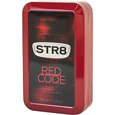 Κολώνια STR8 Red Code (100ml)