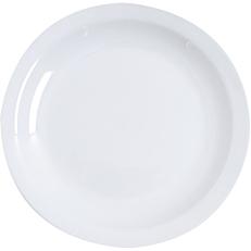 Πιάτο ρηχό πορσελάνης MASTER CHEF Luna Φ24cm