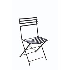 Καρέκλα Ζαππείου μαύρη