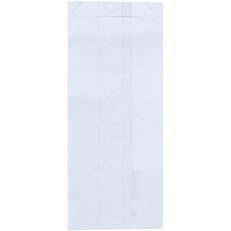 Χαρτοσακούλες λευκές αδιάβροχες 9.5x26cm (5kg)