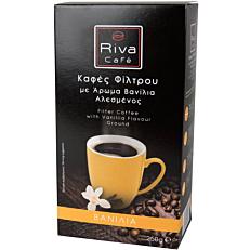 Καφές RIVA CAFÉ φίλτρου βανίλια (250g)