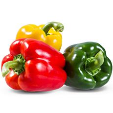 Πιπεριές ανάμεικτες εισαγωγής (450g)