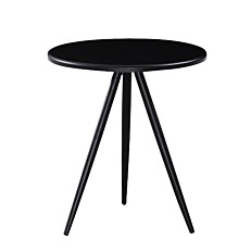 Τραπέζι ξύλινο μαύρο 45x52cm