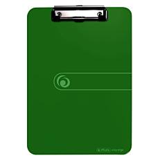Ντοσιέ E.ORGA Α4 PS με έλασμα πράσινο
