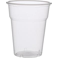 Ποτήρια RIVA CLASSICS πλαστικά PP διαφανή 300ml (50τεμ.)