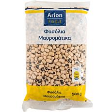 Φασόλια ARION FOOD μαυρομάτικα (500g)