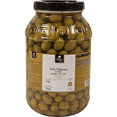 Ελιές MASTER CHEF πράσινες No.121-140 (2,35kg)